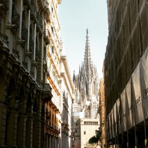 discover Barcelona's highlights by wheelchair