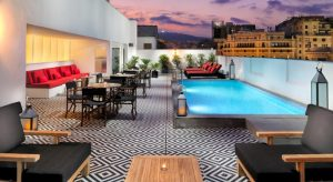 wheelchair accessible hotel barcelona