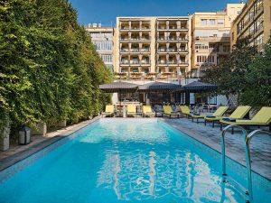 luxe hotel voor klanten in rolstoel Barcelona