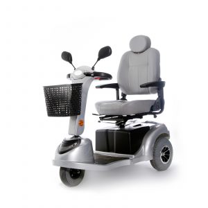 rental motorized mobility scooter for elderly people
