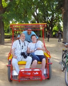 accessible bike tour barcelona